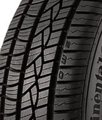Continental PureContact 205/50R17 Tire Tread