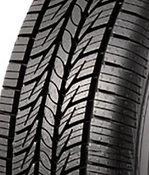 General Altimax RT43 195/55R15 Tire Tread
