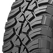 General Grabber X3 295/65R20 Tire Tread