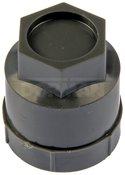 Dorman Pik-A-Nut Wheel Nut Cover, Gray, M24-2.0 HEX 19MM