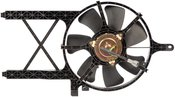Dorman OE Solutions Radiator Fan Assembly Without Controller