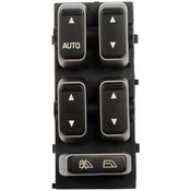 Dorman OE Solutions Power Window Switch, Front Left, 5-Button