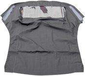 Dorman OE Solutions Convertible Top Black Sailcloth With Plastic Window (Power)