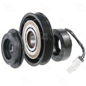 Four Seasons New Nippondenso 10S20C Clutch Assembly w/ Coil