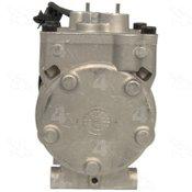 Factory Air by 4 Seasons New HS18 Compressor w/ Clutch