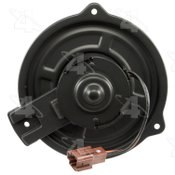 Four Seasons Flanged Vented CW Blower Motor w/ Wheel