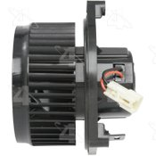 Four Seasons Flanged Vented CCW Blower Motor w/ Wheel