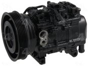 Factory Air by 4 Seasons Reman Nippondenso TV12 Compressor w/ Clutch