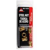 AGS Steel Tube Nut  1/4