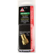 AGS Brass Adapter  M10 x 1.0 I to M12 x 1.0 B