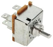 SMP A/C & Heater Blower Motor Switch