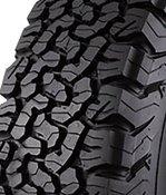 BF Goodrich All-Terrain T/A KO2 275/55R20 Tire Tread