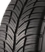 BF Goodrich g-Force COMP-2 A/S 215/45R17 Tire Tread