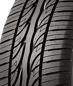 Uniroyal Tiger Paw GTZ 235/40R18 Tire Tread