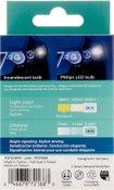 Philips Ultinon LED 4157, White Exterior Car Light, 2 pc.