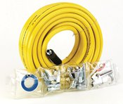 Trades Pro Air Hose with Accessories, 50'