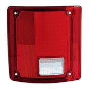 Pilot Automotive Tail Lamp Lens & Housing, Driver Side