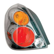 Pilot Automotive Tail Lamp Assembly, Driver Side