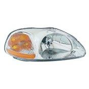 Pilot Automotive Head Lamp Lens/Housing Passenger Side