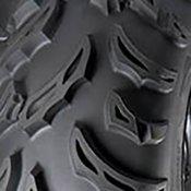 Carlisle Black Rock 25x10.00-12 ATV Tire 10/25R12 Tire Tread