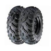 Carlisle Black Rock 25x10.00-12 ATV Tire 10/25R12 Tire
