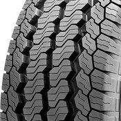 Continental VancoFourSeason 225/55R17 Tire Tread
