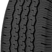Michelin LTX A/S 275/65R18 Tire Tread