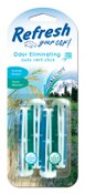 Refresh Your Car Dual Scent Vent Stick, Summer Breeze/Alpine Meadow