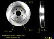 ProStop Brake Rotor