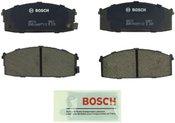 Bosch QuietCast Premium Brake Pads