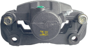 ProStop Remanufactured Brake Caliper with Bracket