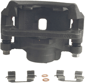 ProStop Unloaded Calipers with Brackets -Import