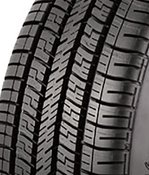 Goodyear Eagle RS-A Police Pursuit 265/60R17 Tire Tread