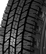 Goodyear Wrangler Fortitude HT 255/70R17 Tire Tread