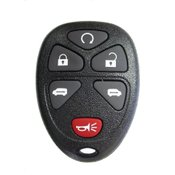 Remotes Unlimited Factory Keyless Entry Transmitter GM 6-Button Keyfob Remote