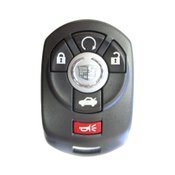 Remotes Unlimited Factory Keyless Entry Transmitter Cadillac/GM 5-Button Remote - Seat Memory Fob 1
