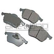 Akebono EURO Ultra-Premium Ceramic Disc Brake Pads