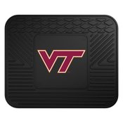 FANMATS Virginia Tech Heavy Duty Utility Floor Mat, 1-Piece