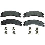 Disc Brake Pad Set-PSM Semi-Met Disc Brake Pad Rear Autopart Intl 1402-62996