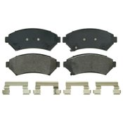 Wagner QuickStop Semi-Metallic Disc Brake Pad Set