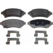 Wagner ThermoQuiet Semi-Metallic Brake Pads
