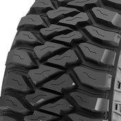Mickey Thompson Baja MTZP3 37/12.5R17 Tire Tread