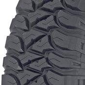 Mickey Thompson Baja MTZ 315/70R17 Tire Tread