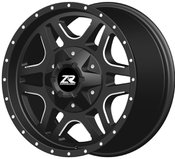 ZR Offroad V508 18X9 8-180, Ballcut Machined
