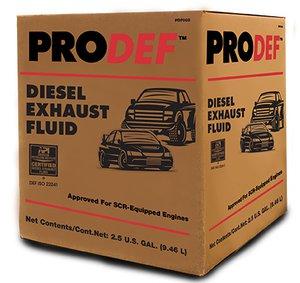 ProDEF 2 5 Gallon Pro Diesel Exhaust Fluid