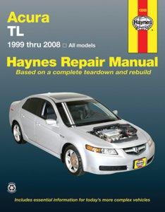 acura tsx maintenance manual