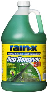 Rain-X +32 Summer Bug Remover Windshield Wash Solvent