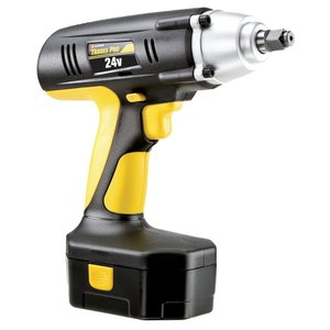Cordless Impact Wrench Video