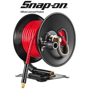 Snap-on Air Hose Reel with 3/8