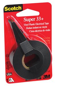 3M Scotch Super 33+ Electrical Tape with Dispenser | 9165104